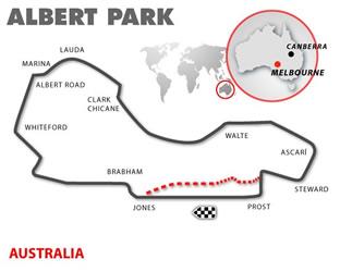 Albert Park, Australia