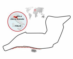 Gran Premio Emilia Romaña, circuito de Imola