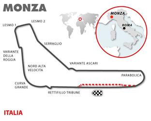 Monza, Italia