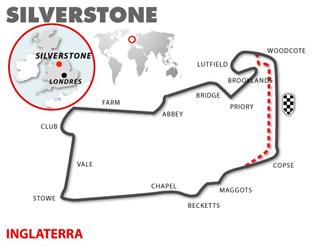 Silverstone, Gran Bretaña