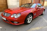 Mercedes Clase SL 500 PAQUETE AMG