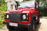 Land Rover Defender 90 Td5 2.5