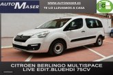 Citroen Berlingo Multispace Live Edition BlueHDi 75 CV
