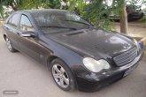 Mercedes Clase C C220 CDI 143 cv