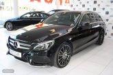 Mercedes Clase C C220D STATE AUT. AMG 5P