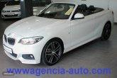 BMW Serie 2 218 d M Cabrio