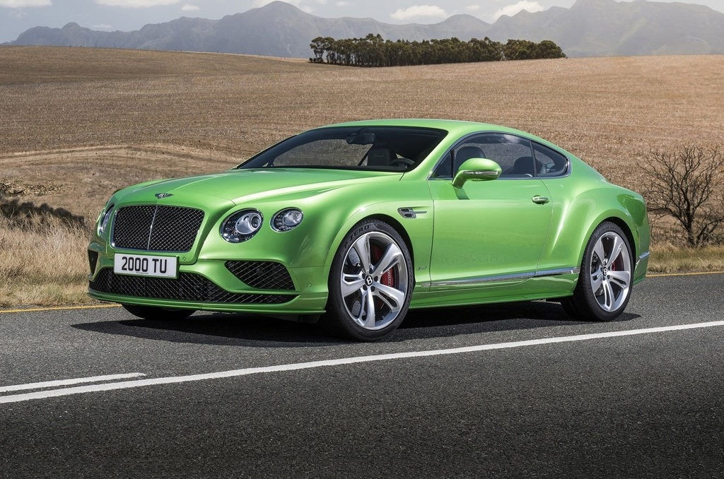 Continental GT Speed - Foto 1
