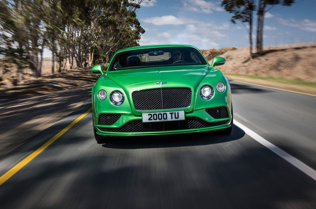 Continental GT Speed - Foto 6