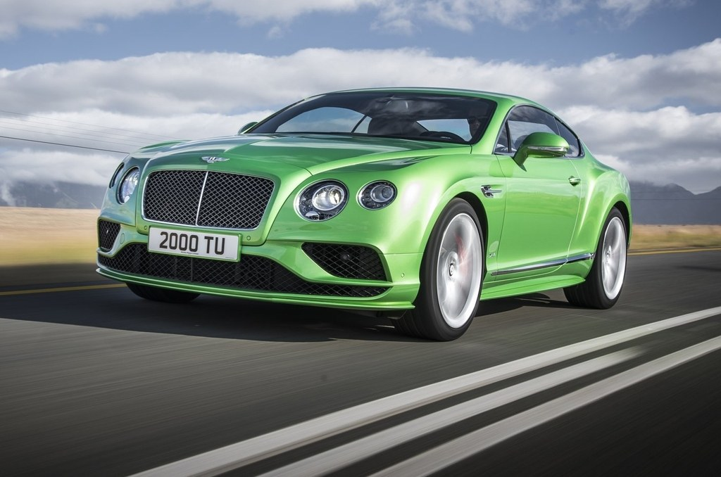 Continental GT Speed - Foto 7
