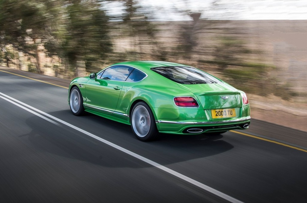 Continental GT Speed - Foto 8