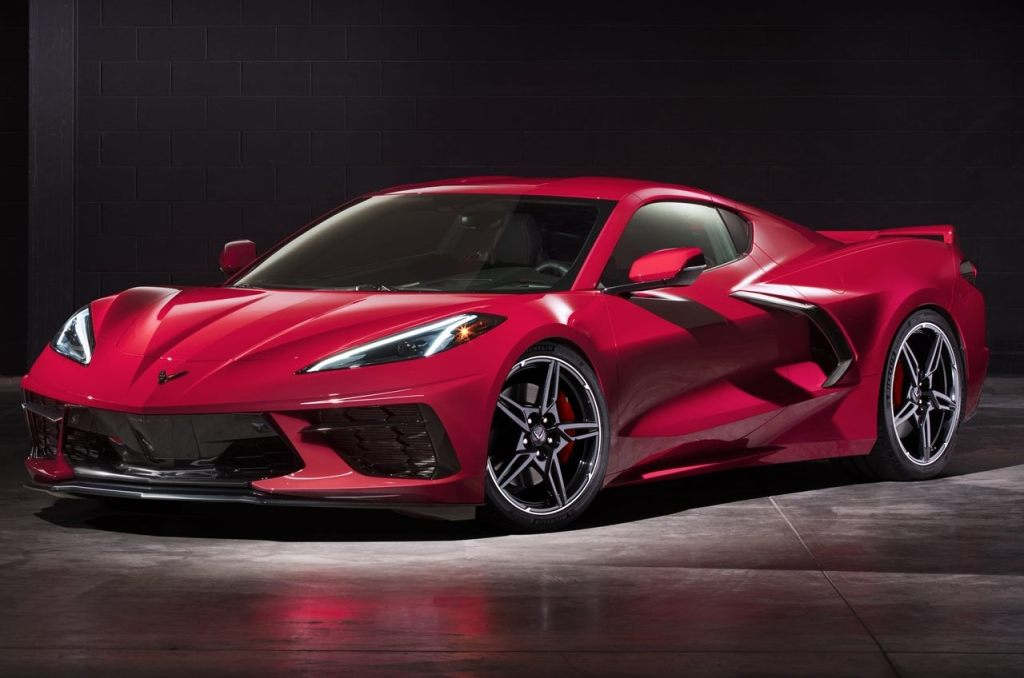 Corvette Stingray - Foto 1