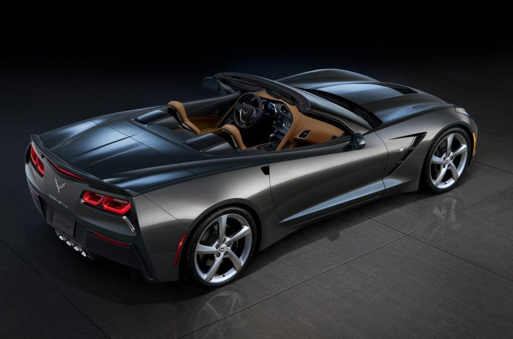 Corvette Stingray Convertible - Foto 2