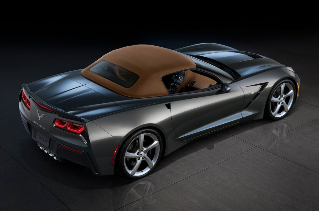 Corvette Stingray Convertible - Foto 3