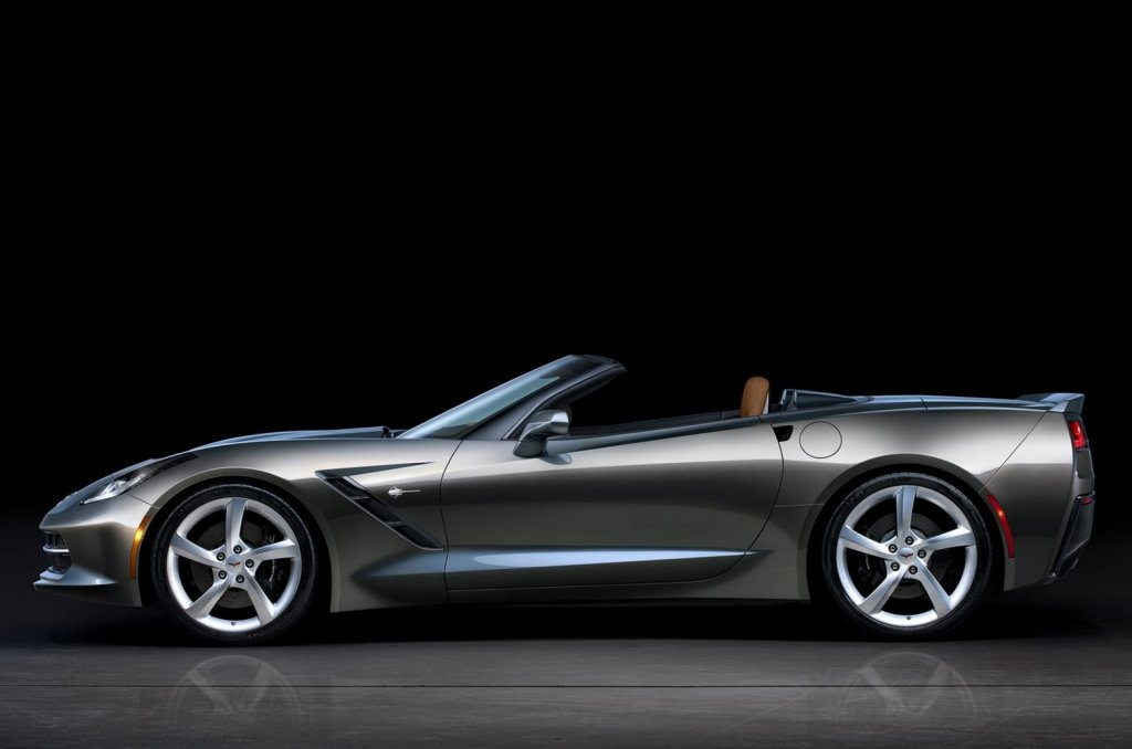 Corvette Stingray Convertible - Foto 4