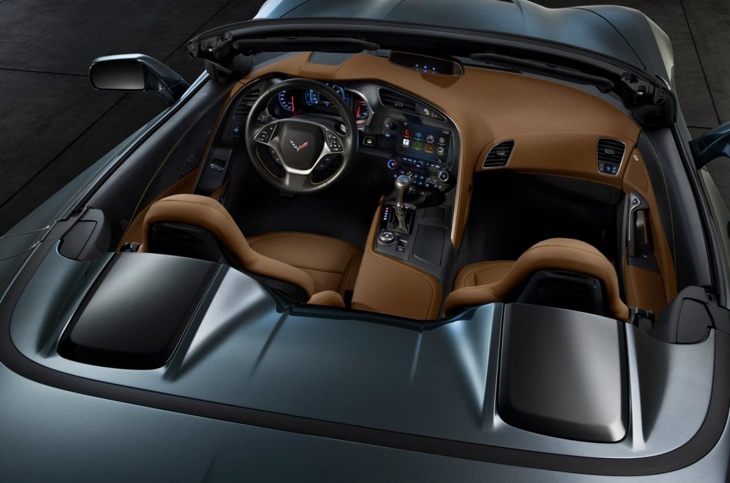 Corvette Stingray Convertible - Foto 7