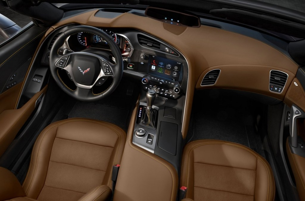 Corvette Stingray Convertible - Foto 8