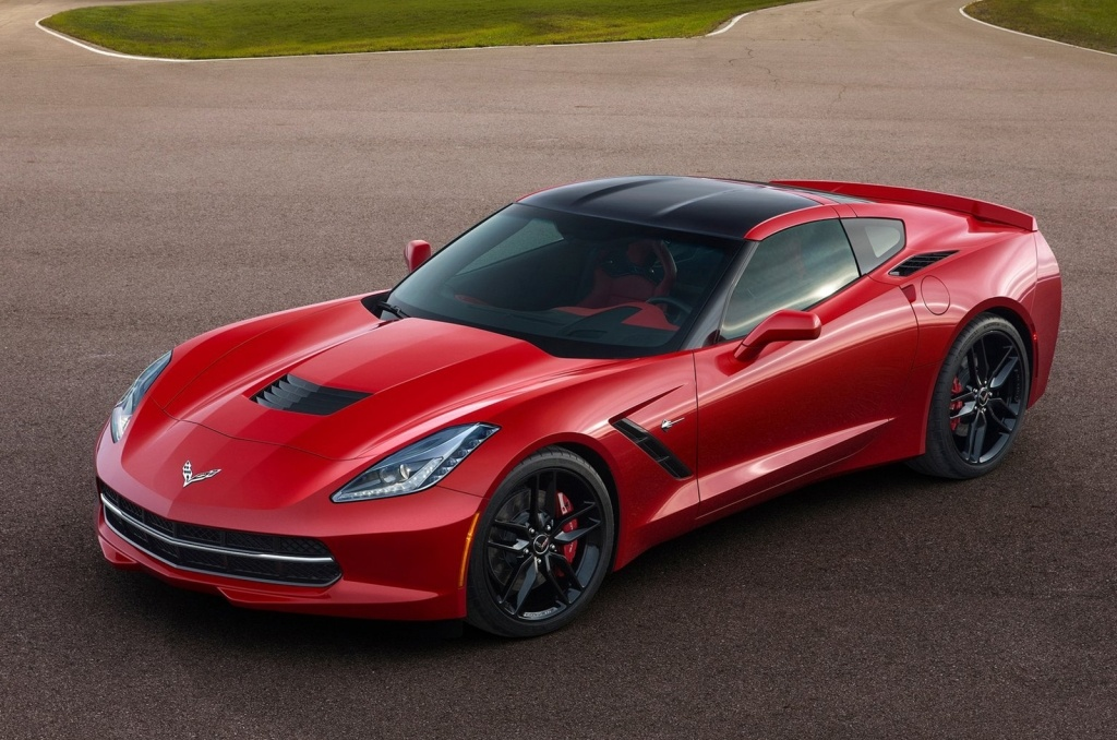 Corvette Stingray Coupe - Foto 1
