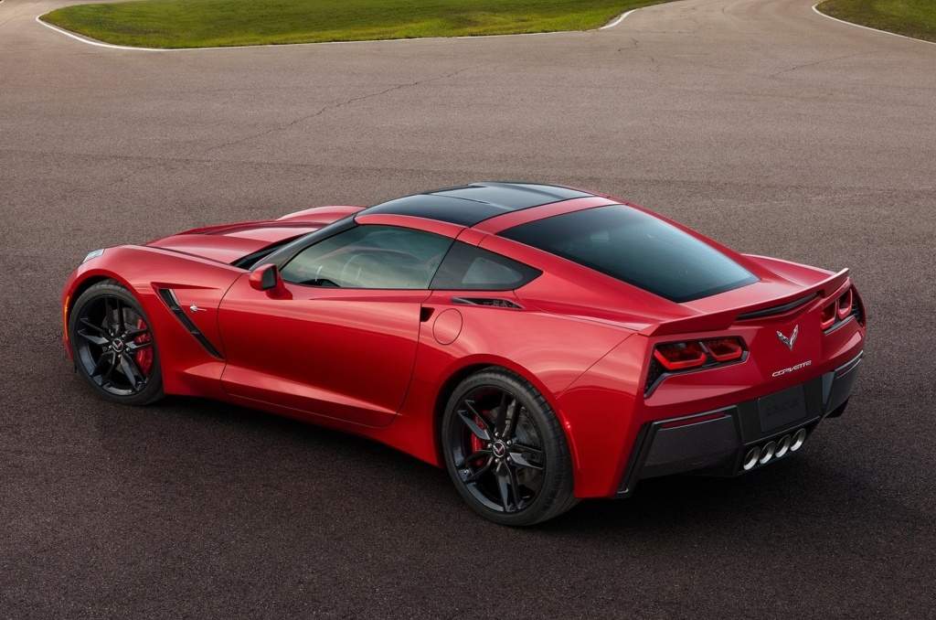 Corvette Stingray Coupe - Foto 2