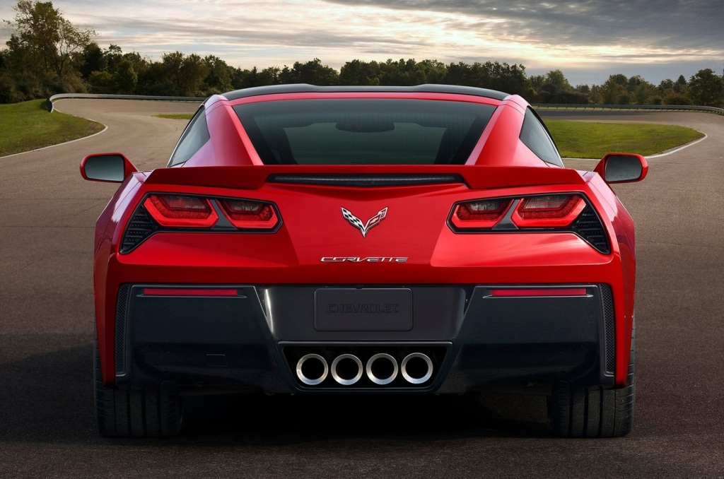 Corvette Stingray Coupe - Foto 3