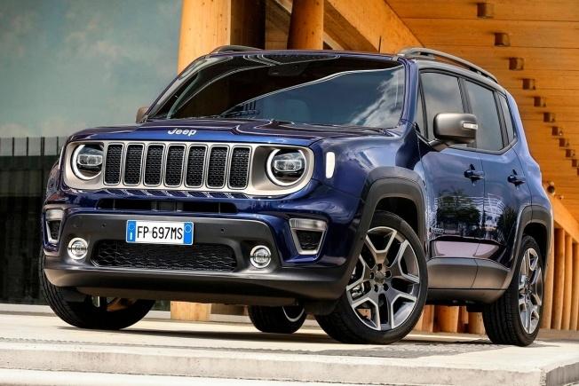 Jeep Renegade Todos Los Precios Ofertas Y Versiones Motor Es