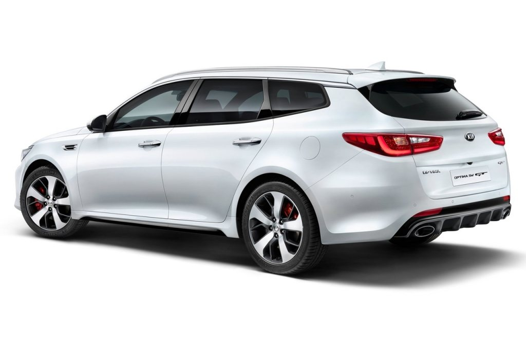 Optima SportsWagon - Foto 2