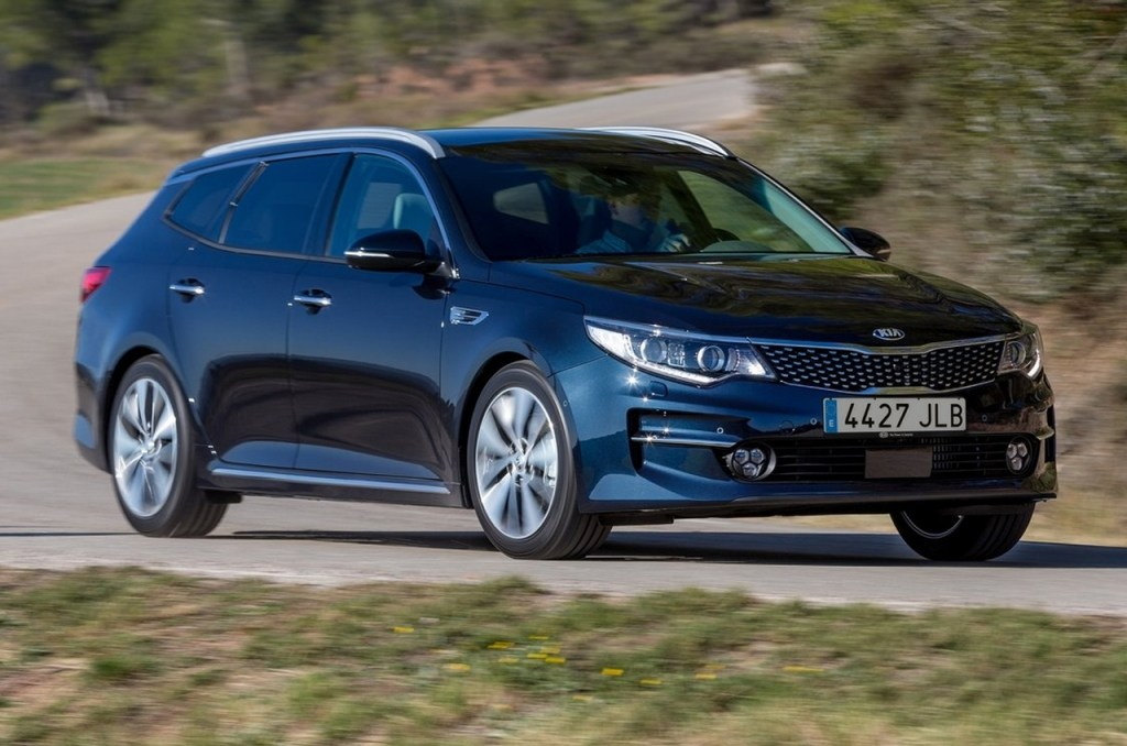 Optima SportsWagon - Foto 7