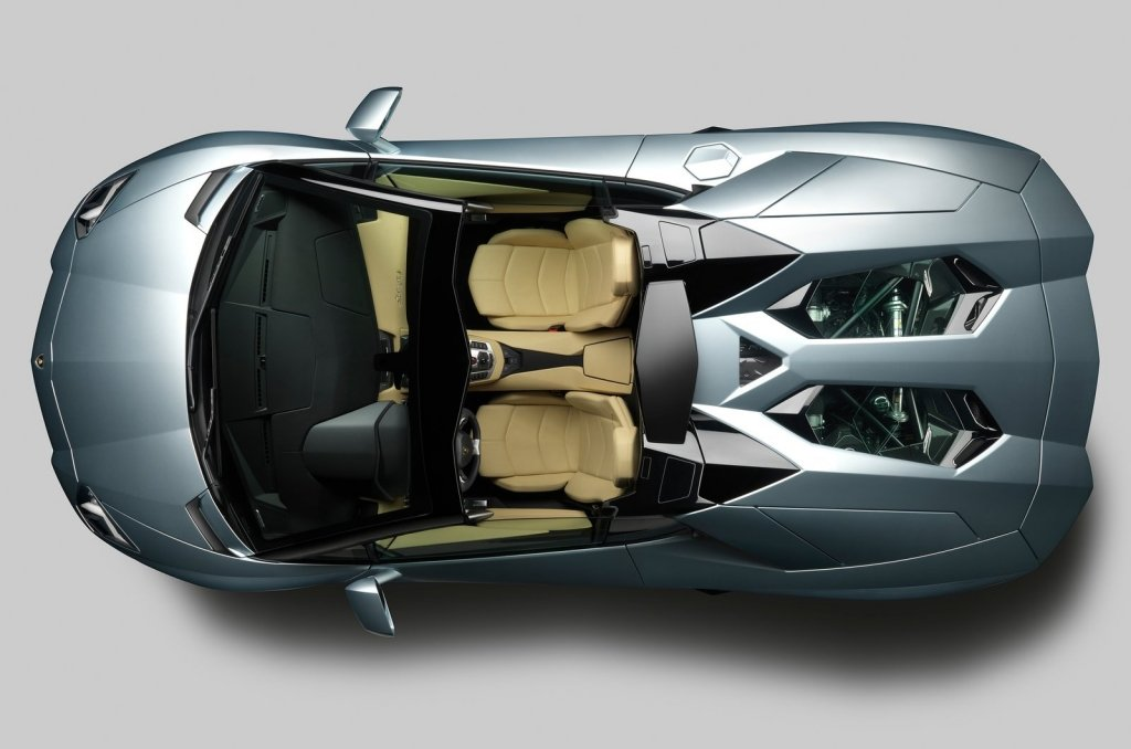 Aventador LP 700-4 Roadster - Foto 4