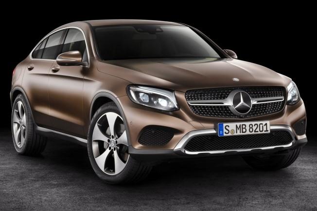 Mercedes clase glc coup todos los precios ofertas y for Mercedes benz glc precio