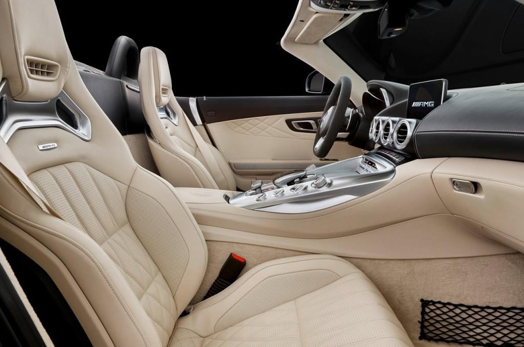 AMG GT Roadster - Foto 5