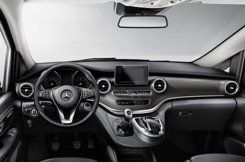 Connu Ficha técnica: Mercedes Clase V 200d Compacto - Motor.es OK35