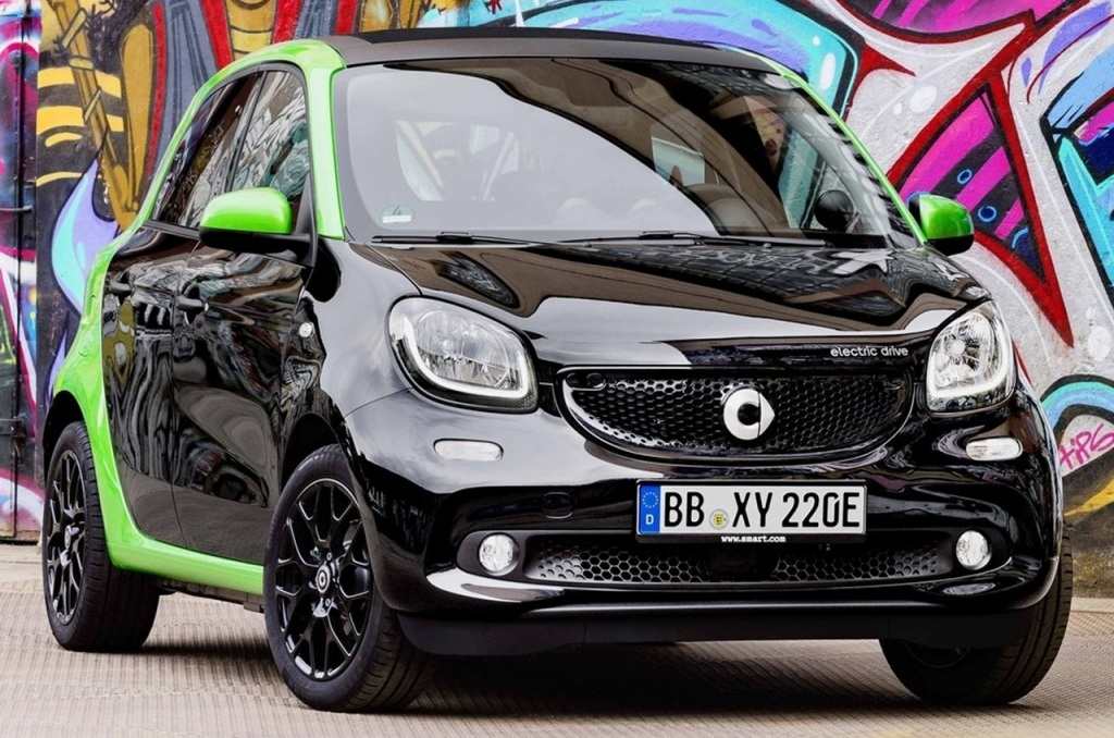 ForFour Electric Drive - Foto 1