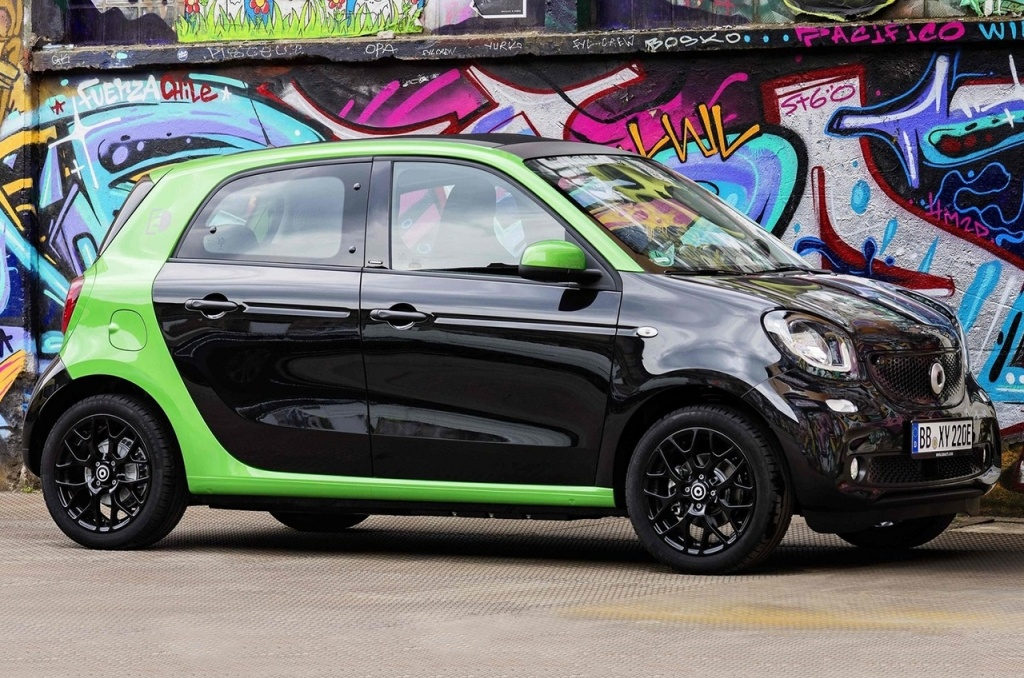 ForFour Electric Drive - Foto 2