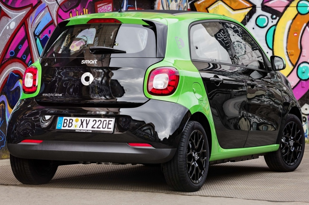 ForFour Electric Drive - Foto 3