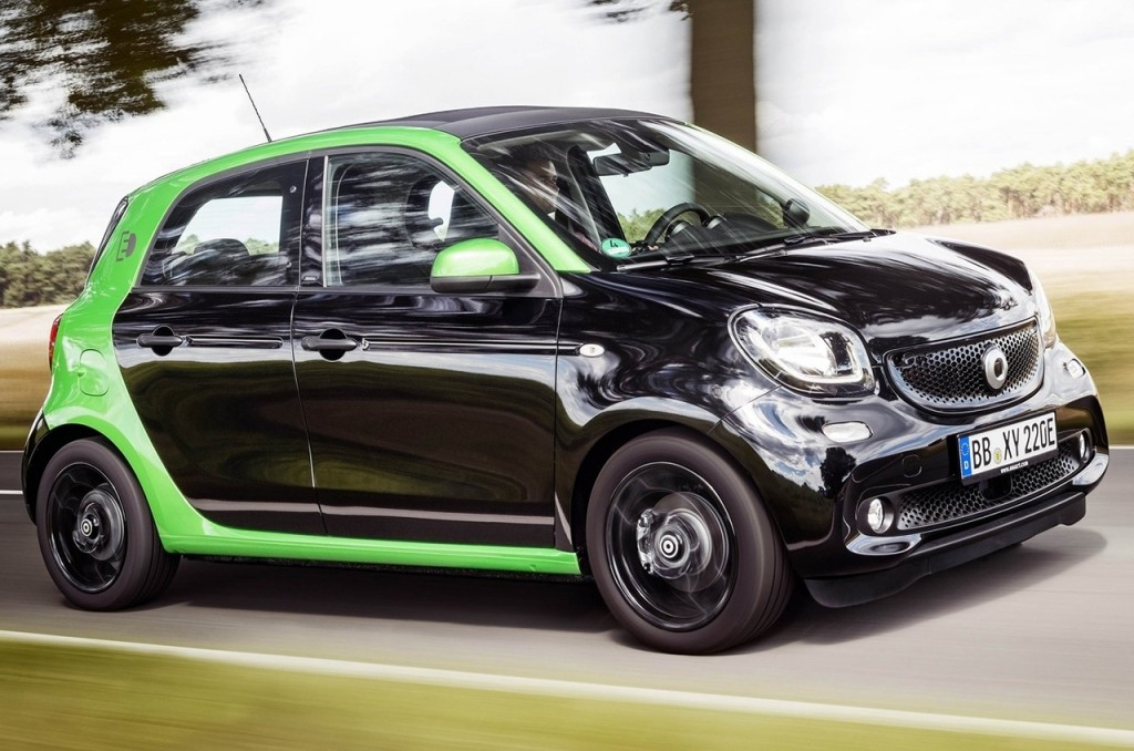 ForFour Electric Drive - Foto 7