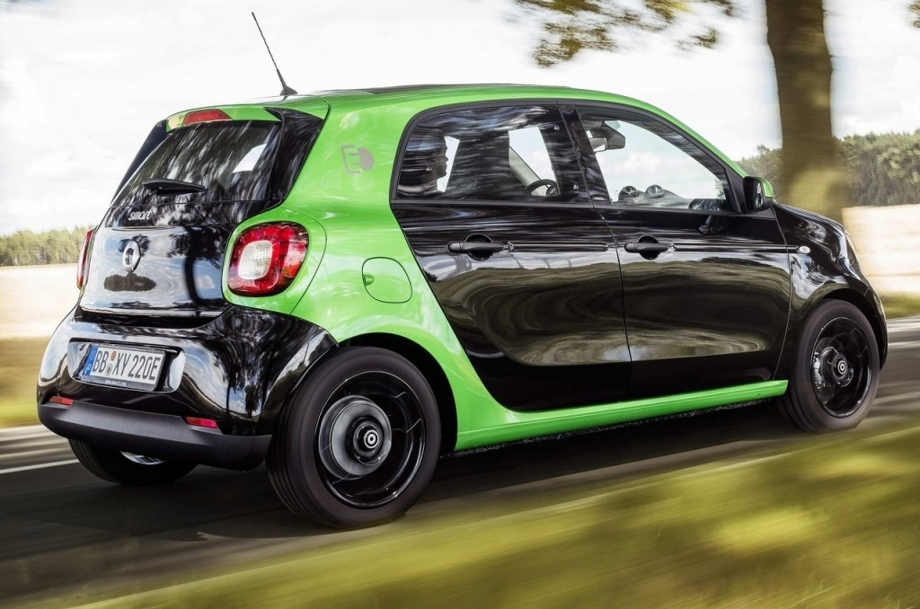 ForFour Electric Drive - Foto 8