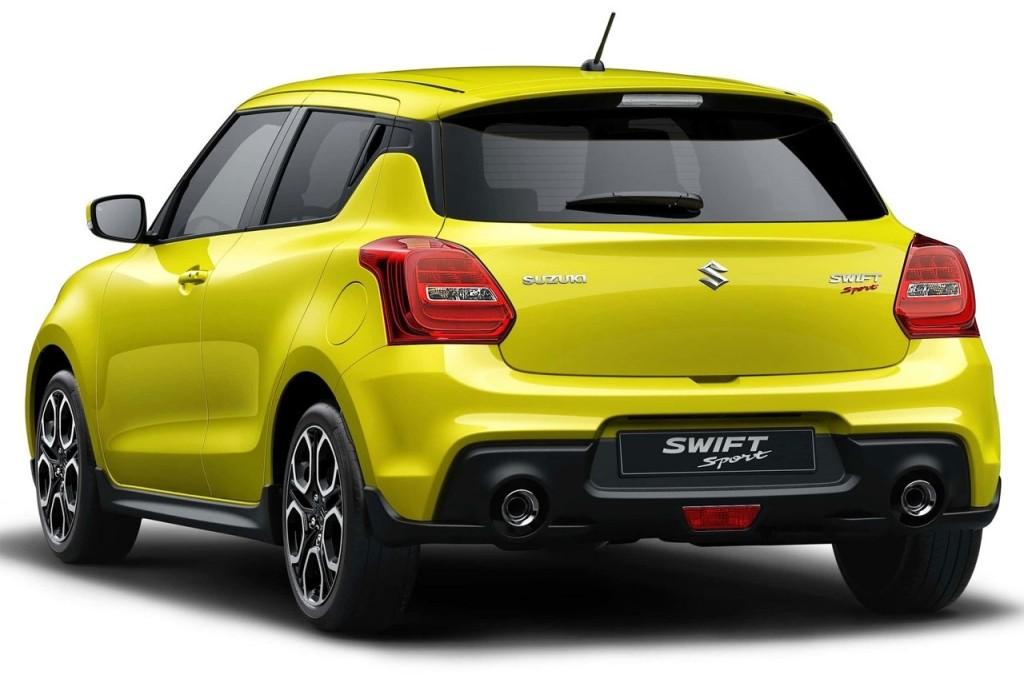 Swift Sport - Foto 2