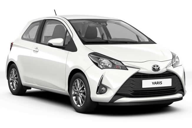 Toyota Yaris Todos Los Precios Ofertas Y Versiones