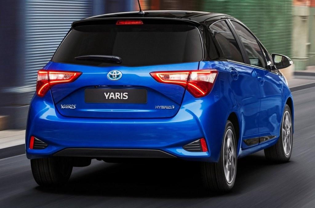 Yaris Hybrid - Foto 8