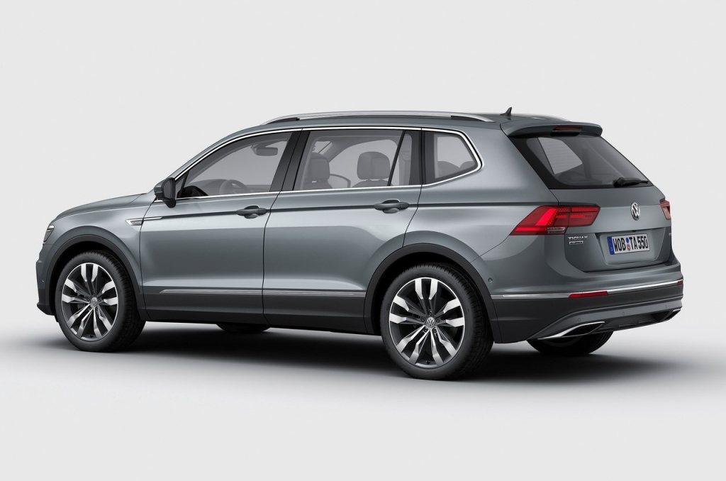 Ficha técnica: Volkswagen Tiguan AllSpace 2.0 TDI DSG Advance - Motor.es