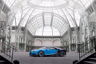 Bugatti Chiron - Foto 1