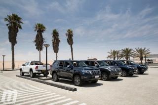 Land Cruiser 2018, presentación internacional en Namibia - Foto 2
