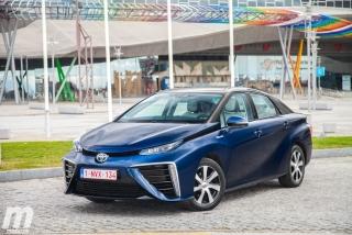 Toyota Mirai, galería de fotos - Foto 1