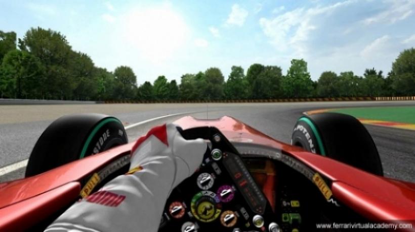 Ferrari f1 academy