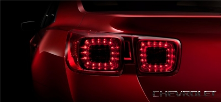 Chevrolet anticipa el nuevo Malibú, que se presentará a través de Facebook