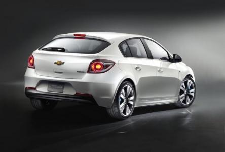 Chevrolet Cruze Hatch revelado