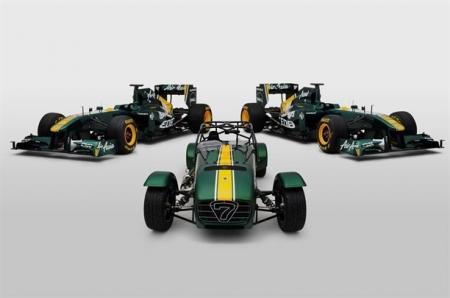 El dueño del equipo Lotus compra Caterham