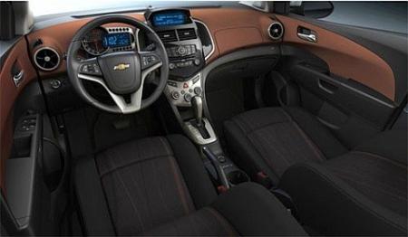 El nuevo Chevrolet Aveo muestra la cara.