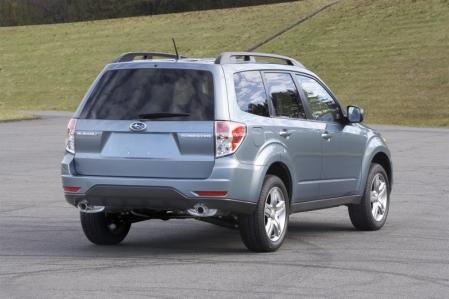 El Subaru Forester rebaja 1.500 euros su precio y regala el navegador