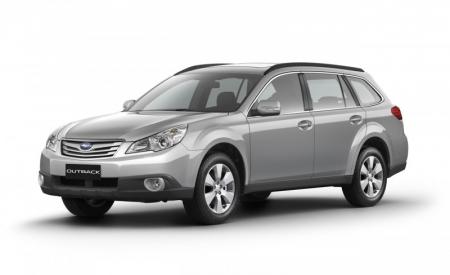 En julio, el Subaru Outback por 3.000 euros menos y navegador de regalo