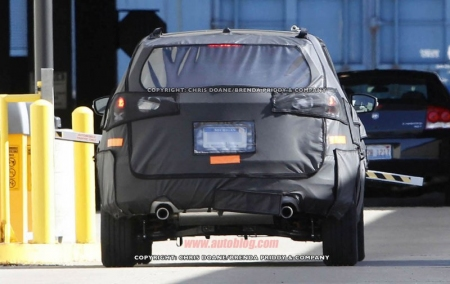 Fotos espía de la segunda generación del Ford Kuga